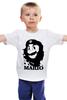 """Детская футболка классическая унисекс """"Mario x Che """" - че гевара, mario, марио, che guevara"""