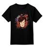 """Детская футболка классическая унисекс """"Одиннадцатый Доктор"""" - doctor who, bbc, доктор кто, одиннадцатый доктор, eleventh doctor"""