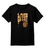 """Детская футболка классическая унисекс """"I am GROOT!"""" - comics, комиксы, стражи галактики, грут, guardians of the galaxy, i am groot"""
