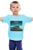 """Детская футболка классическая унисекс """"Безумный Макс / Plymouthrock"""" - авто, mad max, безумный макс, kinoart, plymouthrock"""