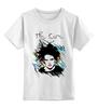 "Детская футболка классическая унисекс ""The Cure"" - gothic rock, robert smith, the cure, the glove, музыка"