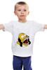 """Детская футболка классическая унисекс """"Homer Simpson"""""""