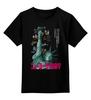 """Детская футболка классическая унисекс """"Escape from New York / Побег из Нью Йорка"""" - ny, винтаж, статуя свободы, афиша, побег из нью йорка"""