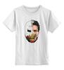 """Детская футболка классическая унисекс """"Iron Man / Железный Человек"""" - marvel, железный человек, iron man, kinoart"""