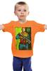 "Детская футболка ""Expendables III Statham colors"" - jason statham, неудержимые, expendables, kinoart, джейсон стэйтем"
