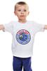 "Детская футболка ""blink-182 "" - punk rock, панк-рок, blink-182, ava, blink 182"