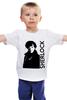 """Детская футболка классическая унисекс """"Шерлок (Sherlock)"""" - bbc, sherlock, шерлок"""