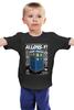 "Детская футболка ""Allons-y!"" - фантастика, сериал, doctor who, bbc, доктор кто, тардис, 10th doctor, allons-y, десятый доктор"