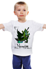 "Детская футболка ""Dota 2 Necrolyte"" - dota 2, дота 2, necrolyte, некролит, некр"
