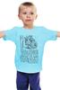 """Детская футболка """"Я Люблю Ходячих Мертвецов """" - zombie, зомби, i love, ходячие мертвецы, the walking dead"""