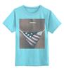"""Детская футболка классическая унисекс """"amorica."""" - эротика, america, трусы, флаг сша, the black crowes"""