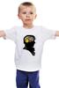 "Детская футболка ""Шерлок Френология"" - bbc, sherlock, шерлок, шерлок холмс, наука, френология"