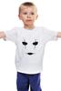 """Детская футболка классическая унисекс """"Ворон (The Crow)"""" - ворон, the crow"""