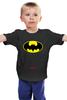 "Детская футболка ""Dead Batman"" - batman, бэтман"