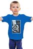 """Детская футболка """"Настоящий детектив (True Detective)"""" - hbo, true detective, настоящий детектив"""