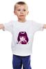 """Детская футболка классическая унисекс """"Ума Турман"""" - ума турман, тарантино, криминальное чтиво, pulp fiction"""