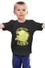 """Детская футболка классическая унисекс """"House Lannister (Casterly Rock)"""" - игра престолов, game of thrones, львы, ланнистеры, house lannister"""