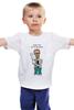 """Детская футболка """"Пациент умер? Или мне надо работать?"""" - house, доктор хаус, пациент умер"""