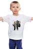 """Детская футболка """"Эминем (Eminem)"""" - eminem, эминем, слим шейди"""