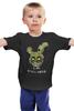 """Детская футболка классическая унисекс """"FIVE NIGHTS AT FREDDY'S 3- SPR"""" - пять ночей у фредди, five nights at freddy's"""