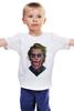 """Детская футболка классическая унисекс """"Джокер"""" - комикс, joker, джокер, супергерои, бэтмен"""
