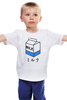"""Детская футболка классическая унисекс """"milk 1"""" - молоко, аниме, япония, japan, milk"""