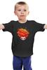 """Детская футболка """"Девушка Цветок"""" - девушка, цветок, 8 марта"""