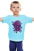 """Детская футболка классическая унисекс """"Чужой (Alien)"""" - alien, чужой, ридли скотт"""