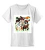 """Детская футболка классическая унисекс """"КОНЕДУДЛ """"ЖиЗнЬ КоНнАя"""""""" - лошадь, лошади, кони, дудл, породы лошадей"""