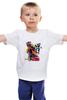 """Детская футболка классическая унисекс """"Будда          """" - buddha, будда, буддизм"""