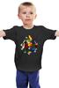 """Детская футболка """"Кубик Рубика"""" - головоломка, абстракция, кубик рубика"""