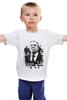 """Детская футболка классическая унисекс """"Mr. Lavrov we love"""" - россия, russia, лавров, lavrov, weloverov"""