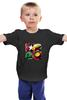 """Детская футболка классическая унисекс """"Мстители (The Avengers)"""" - мстители, avengers, капитан америка, тор, халк"""