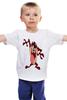 """Детская футболка """"Taazzzzz"""" - таз, луни тьюнс, tasmanian devil, тасманский дьявол"""