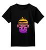"""Детская футболка классическая унисекс """"Монстр"""" - monster, монстр"""
