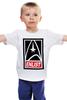 """Детская футболка """"Звездный Путь (Star Trek)"""" - star trek, звездный путь"""