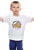 """Детская футболка """"Симба (Король Лев)"""" - simba, симба"""