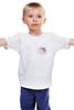 """Детская футболка классическая унисекс """"Princess Selestia"""" - mlp, fim, троллестия, селестия"""