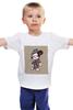 "Детская футболка ""Микки Маус"" - арт, old school, mickey mouse"