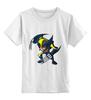 """Детская футболка классическая унисекс """"люди-x"""" - комиксы, росомаха, marvel, эксклюзив, для фанатов, x-men, wolverine"""
