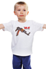 """Детская футболка """"AK-47"""" - ак-47, калашников, weapon, ak47, автомат калашникова"""