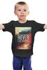 """Детская футболка """"Never Stop Dreaming"""" - life, dream, не переставайте мечтать"""