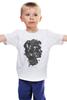 "Детская футболка ""Inception"" - начало, kinoart, inception, кристофер нолан"