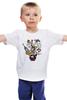 """Детская футболка """"СТОПНАРКОТИК special edition """" - россия, политика, стопнаркотик, kravtsova"""