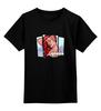 """Детская футболка классическая унисекс """"Рианна (Rihanna)"""" - rihanna, рианна"""