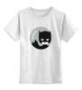 """Детская футболка классическая унисекс """"Бэтмен (Batman)"""" - бэтмен, batman"""