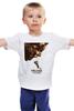 "Детская футболка классическая унисекс ""Mad Max / Безумный Макс"" - тачки, mad max, безумный макс, fury road, том харди"