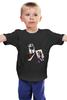 """Детская футболка """"Джокер"""" - comics, joker, dc, суперзлодей"""