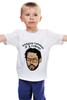 """Детская футболка классическая унисекс """"Тяпница"""" - прикол, юмор"""