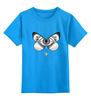 """Детская футболка классическая унисекс """"Brassica Cyclopeam"""" - арт, авторские майки"""